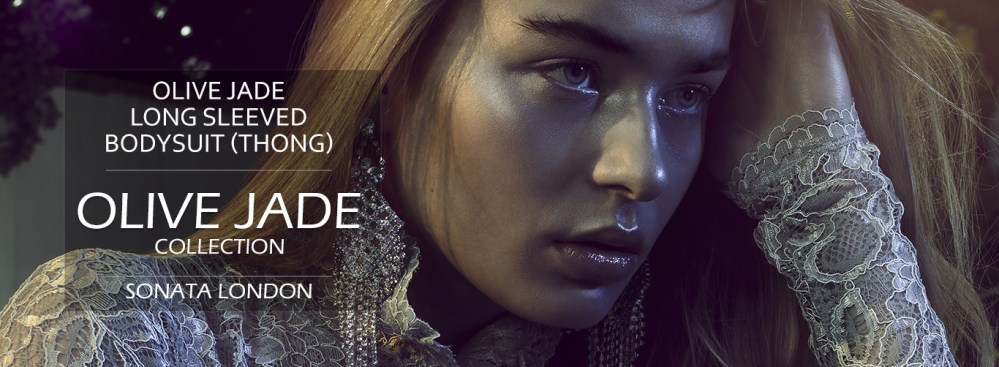 Olive Jade Collection by Sonata London