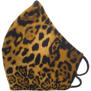 Sonata London Face Mask Leopard Print