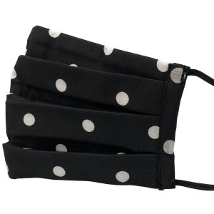 Sonata London Polka Dots Face Mask
