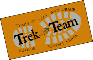Trek Team gold background