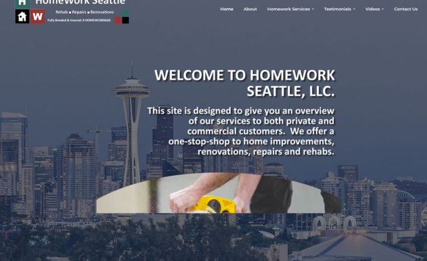 HomeWork Seattle
