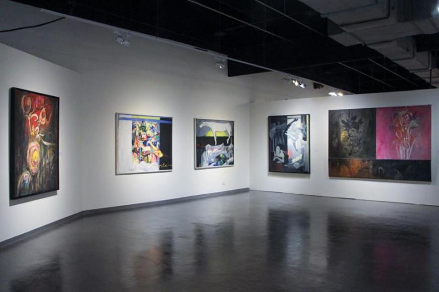 台北藝術展-郭博州經典之作