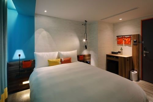 遠雄推出悅來飯店加上悅樂旅店的住宿體驗