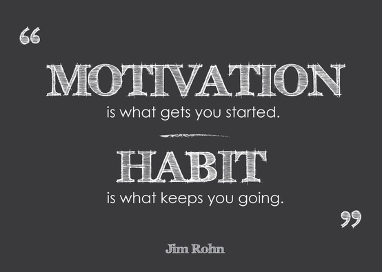 Motivation-is-what-gets-you-started