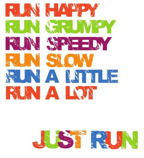 Run Challenge #10for10w 's motto :)