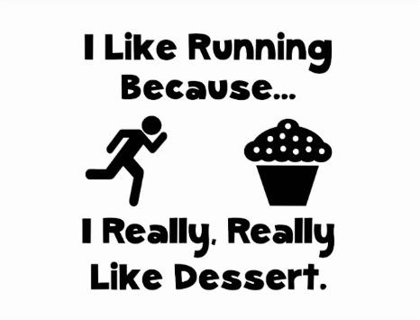 running_dessert