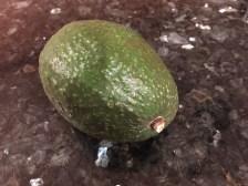 It's an avocado!