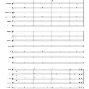 Sieh ich breite_Chor und Orchester_P1