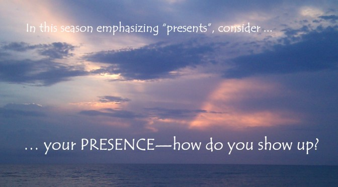 Opening Your Presence