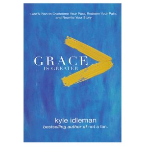 Grace Is Greater book cover