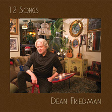 Dean Friedman '12 Songs' album cover