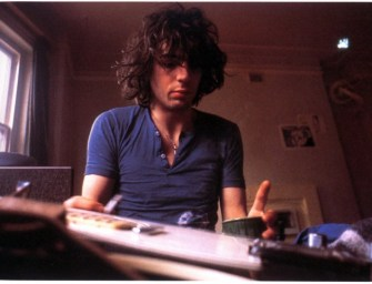 Syd Barrett's 70th birthday celebrated with new website