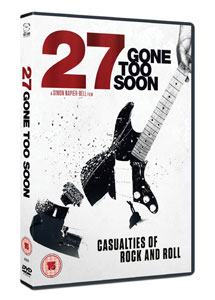 27 Gone Too Soon DVD