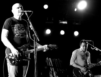 Billy Corgan is working on his memoir