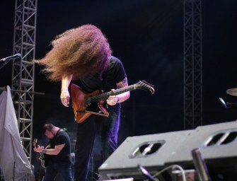 Coheed And Cambria coming to the UK