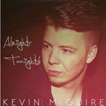 Kevin McGuire 'Alright Tonight' EP cover