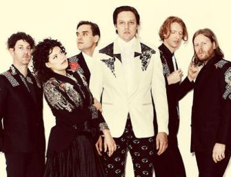 Arcade Fire to release deluxe edition of 'Reflektor'