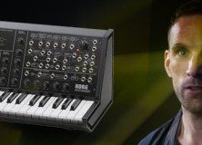 Attaque and Korg MS-20