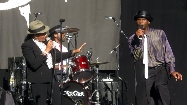 Beautiful Days 2013 - The Selecter