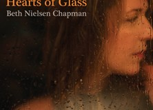 Beth Nielsen Chapman 'Hearts Of Glass' album cover