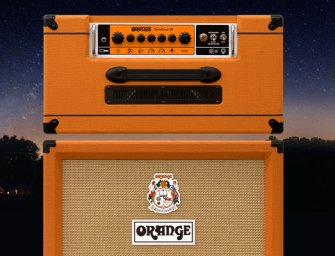 Orange Amps and Black Deer Festival competition