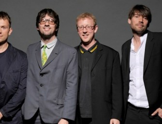 Blur unveil new track