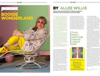 How I wrote 'Boogie Wonderland' by Allee Willis