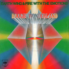 Boogie Wonderland single