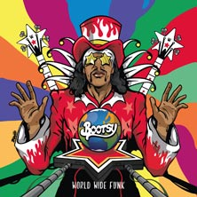 'World Wide Funk' by Bootsy Collins (Album)