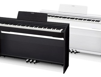 Casio launches three new digital pianos