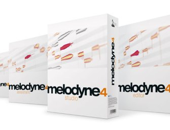 Melodyne gets an upgrade