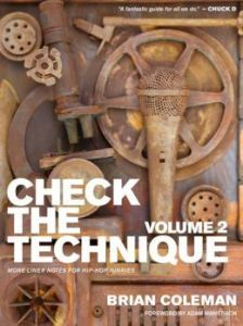 Check the Technique Volume 2-More Liner Notes for Hip-Hop Junkies