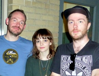 Chvrches confirm their first UK shows of 2016