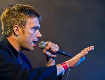 Damon Albarn has exciting news