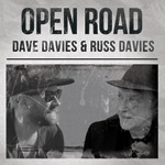 Dave Davies & Russ Davies 'Open Road' album cover
