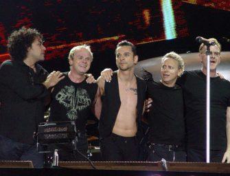 Depeche Mode touring North America this summer/autumn