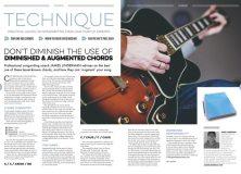 DIM & AUG chords