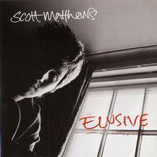 Scott Matthews 'Elusive' single cover