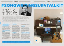 Frank Turner's Songwriting Survival Kit
