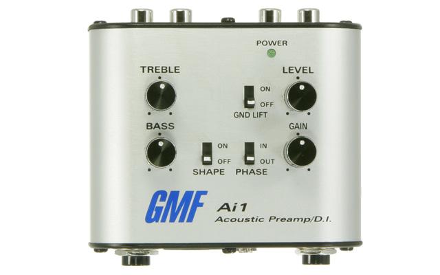 GMF Music Ai1 DI and preamp