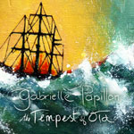 Gabrielle Papillon 'The Tempest Of Old' album cover