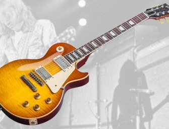 Mick Ralphs' Les Paul gets the replica treatment