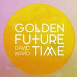 Golden Future Time by David Ward (album cover)