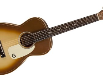 Gretsch releases limited edition 'Jim Dandy' flat top acoustic