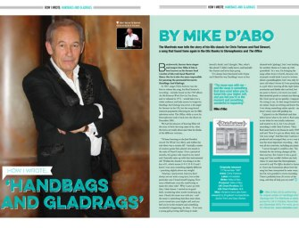 How I wrote 'Handbags And Gladrags' by Mike d'Abo