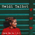 Heidi Talbot 'Here We Go 1, 2, 3' album artwork