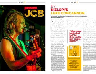How I wrote 'JCB' by Nizlopi's Luke Concannon