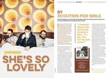 How I Wrote 'She's So Lovely' by Scouting For Girls' Roy Stride