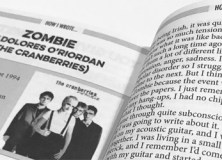 How I Wrote 'Zombie' by The Cranberries