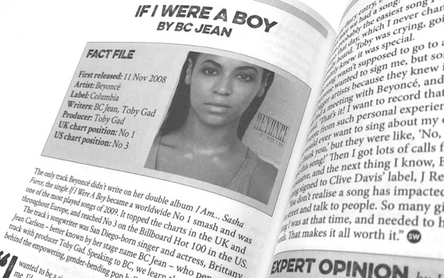 How I Wrote book 'If I Were A Boy'